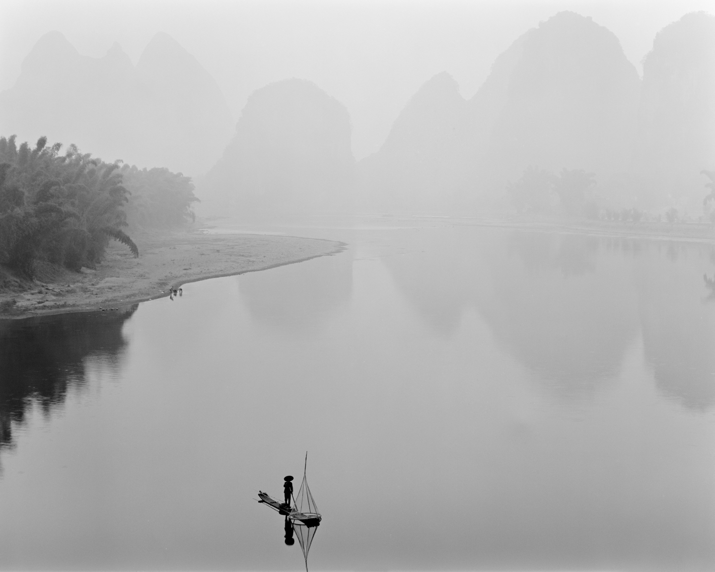 Fisherman, Yangshuo, China