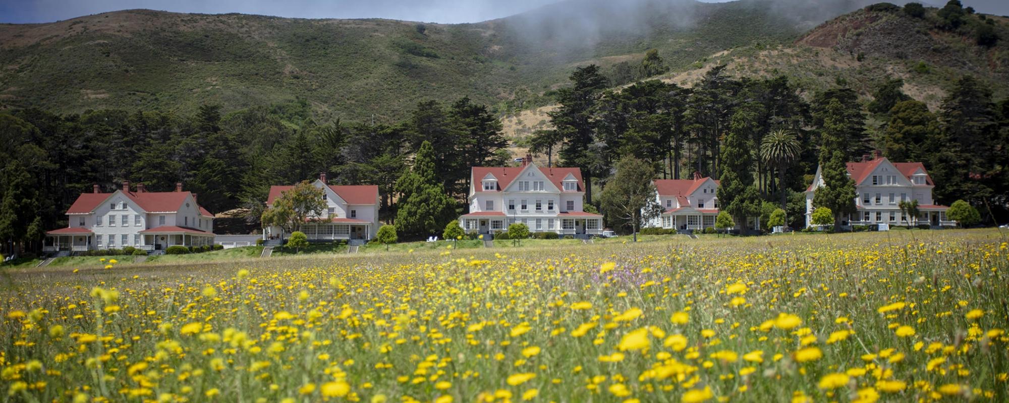 Luxury Ada San Francisco Bay Area Resort Cavallo Point