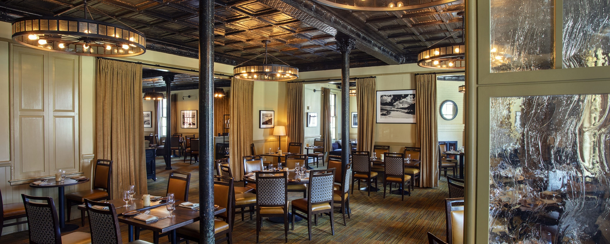 Murray Circle Restaurant Near Golden Gate Bridge Cavallo